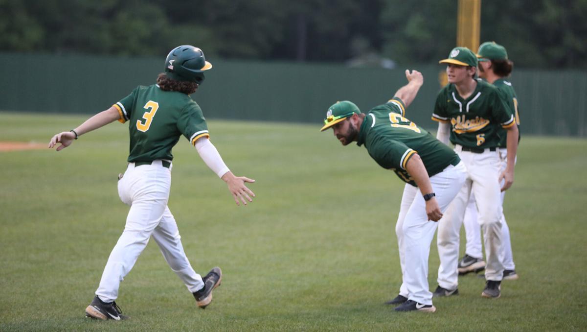 Destrehan vs Walker baseball playoffs