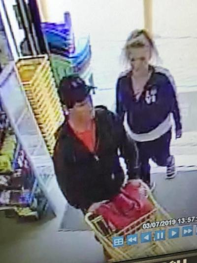 Alleged Shoplifters