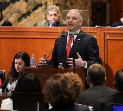Governor Address John Bel Edwards