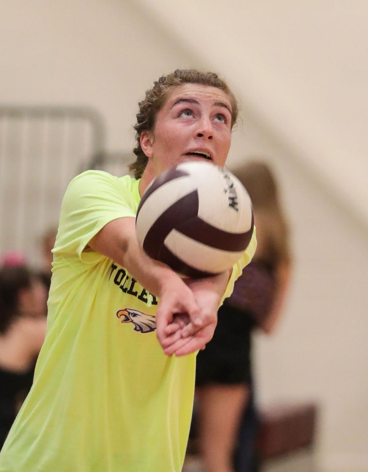 Summer Volleyball Mackenzie Covington