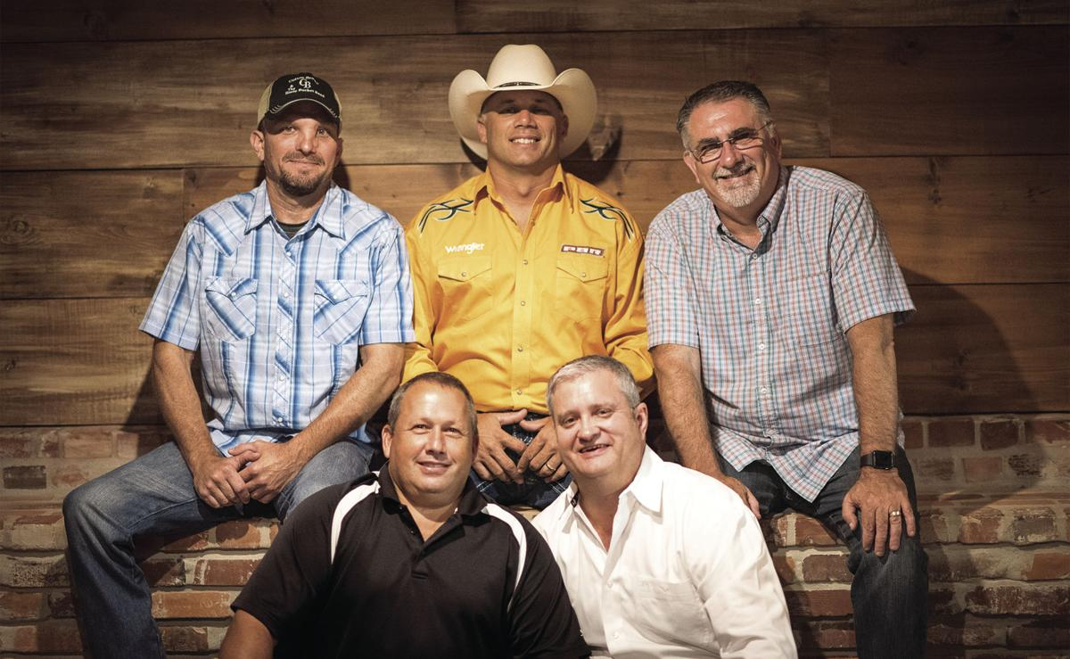 Clifton Brown and the Rusty Bucket Band
