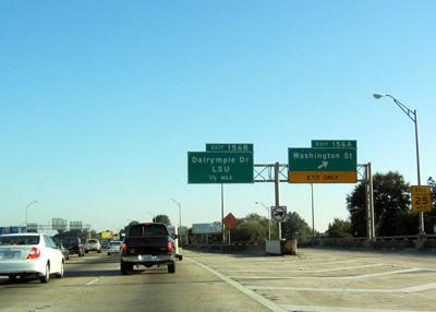 Groundbreaking scheduled in Baton Rouge today for new I-10