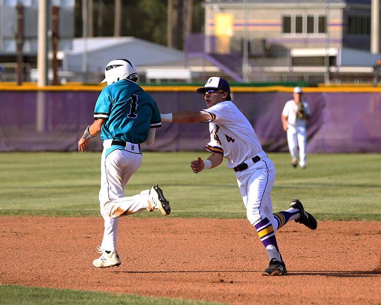 Doyle baseball vs. Avoyelles Public Charter: Braden Keen