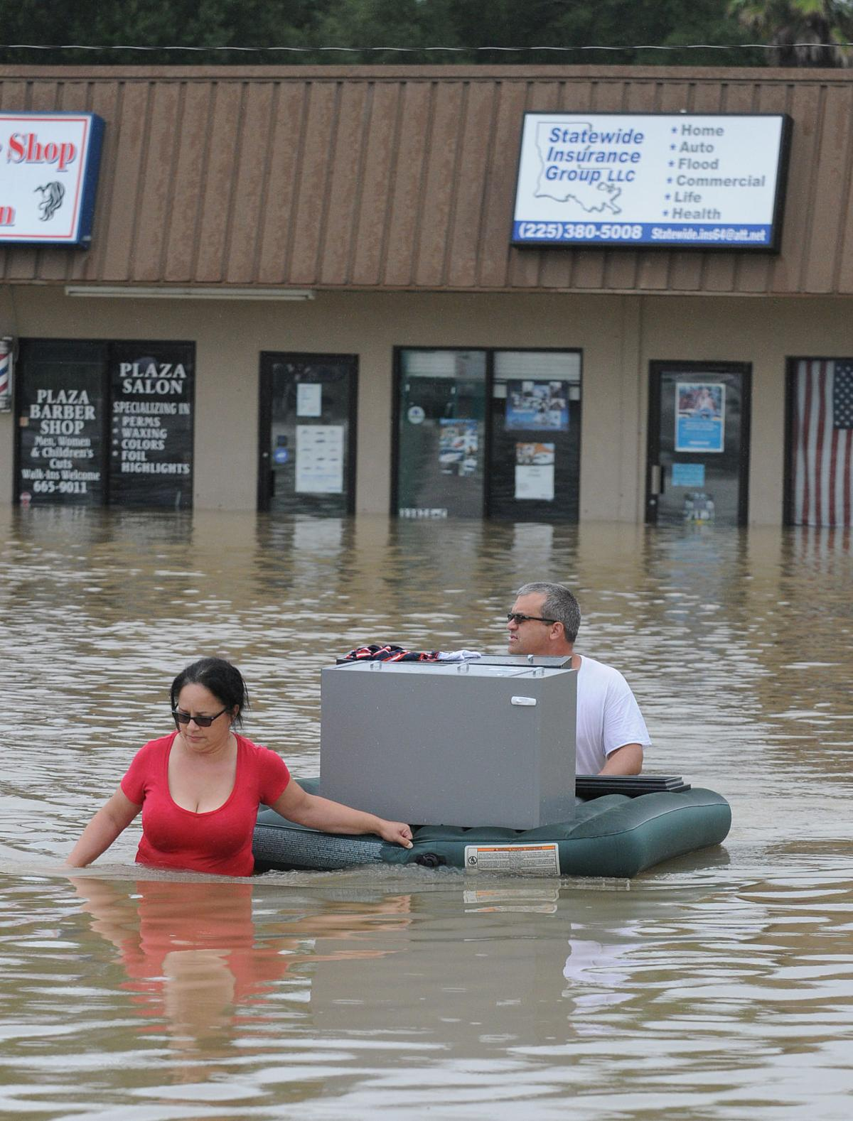 2016 Flooding Gallery News Livingstonparishnews Com