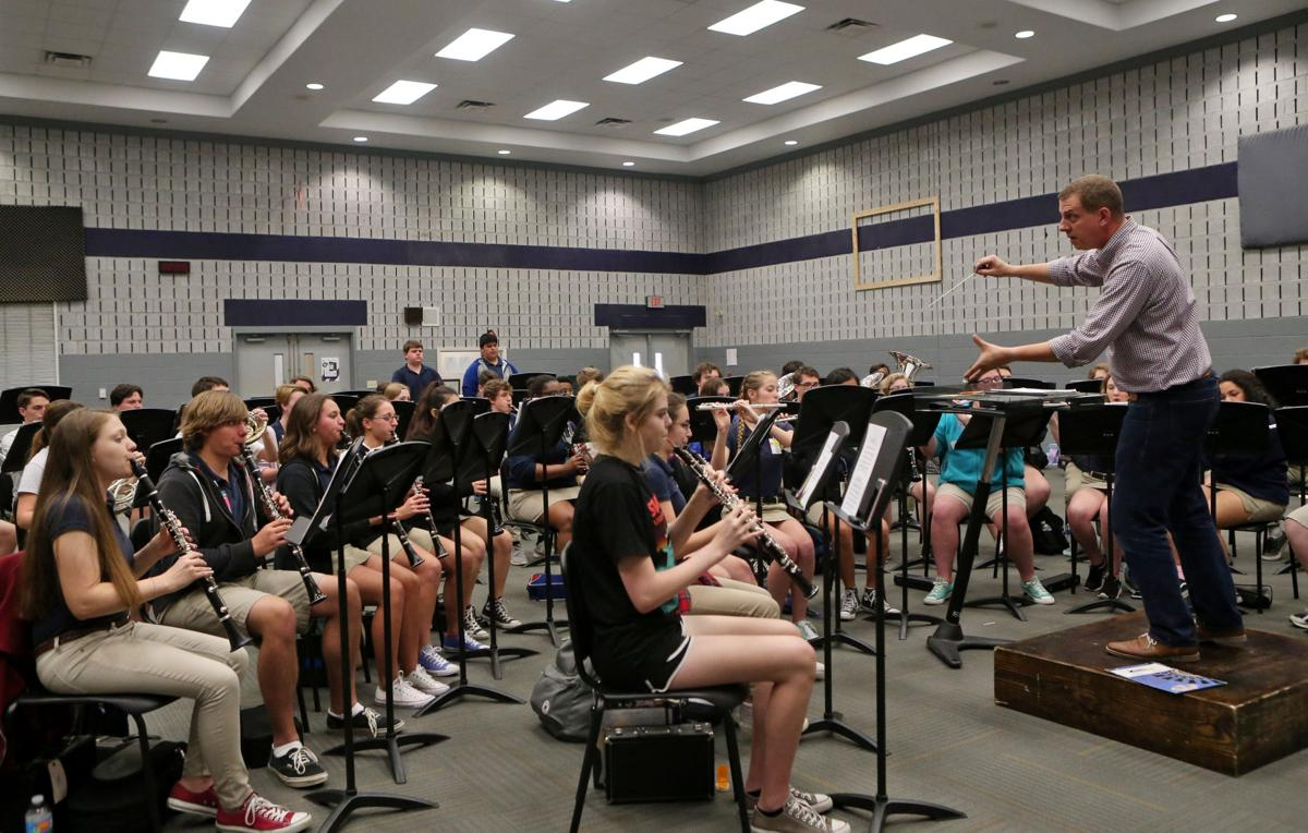 Denham Springs Wind Ensemble one of six high school bands selected for Carnegie Hall festival