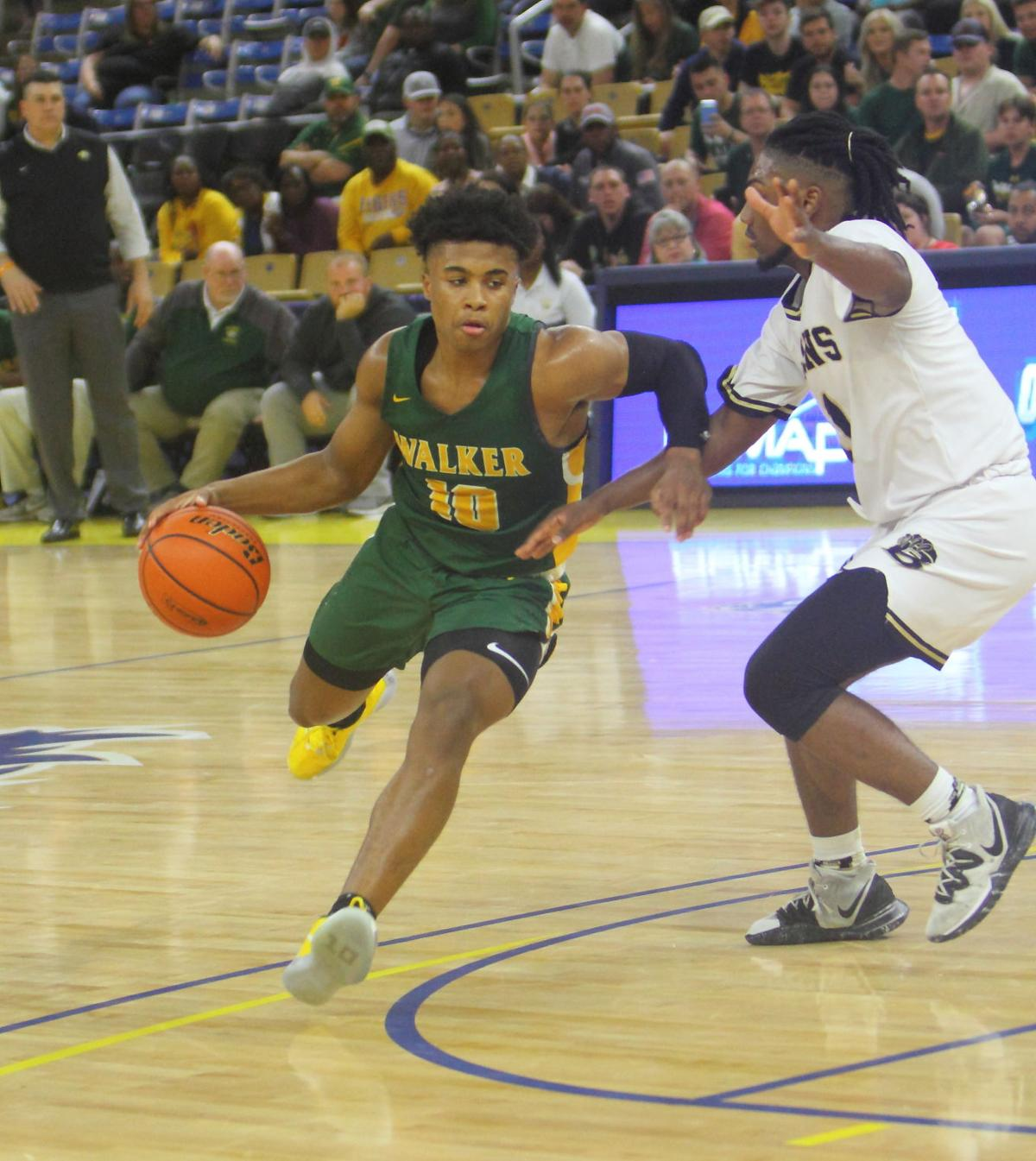 Walker boys vs. Bonnabel: Jalen Cook