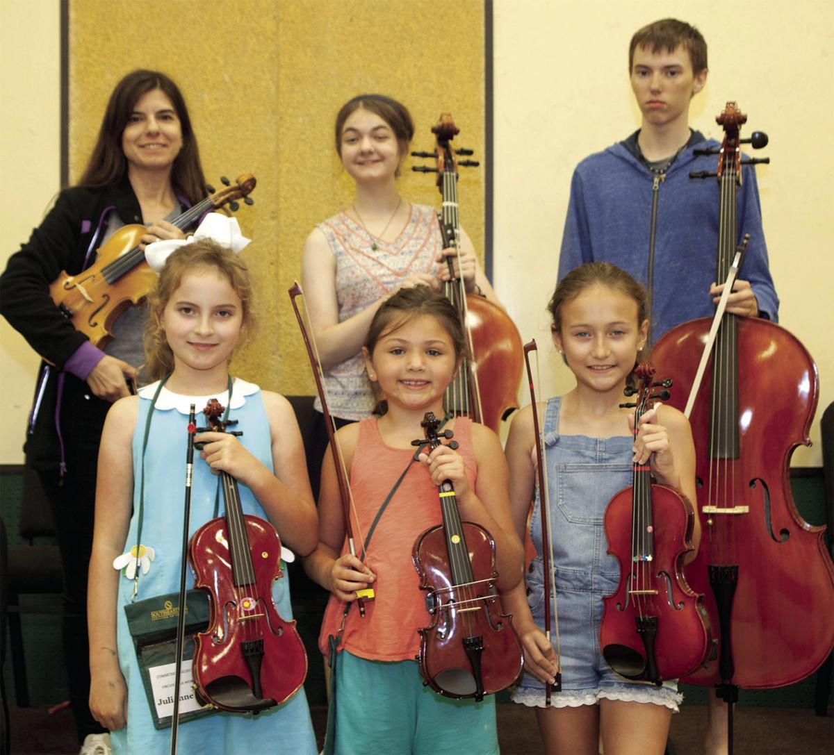 Southeastern Louisiana University hosts music camps