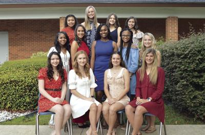 Springfield High 2019 Homecoming Court
