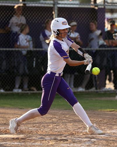 Springfield @ Doyle softball Sydney Taylor