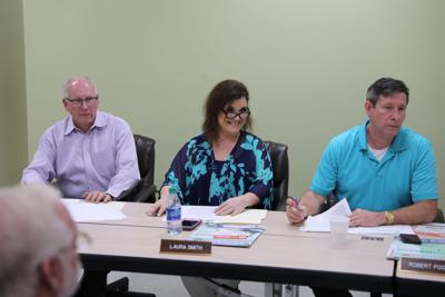 Denham Springs Council - Jeff Wesley, Laura Schmitt, Robert Poole