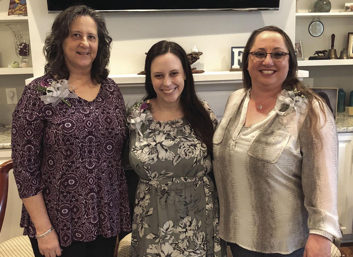 Roberts honored at bridal shower
