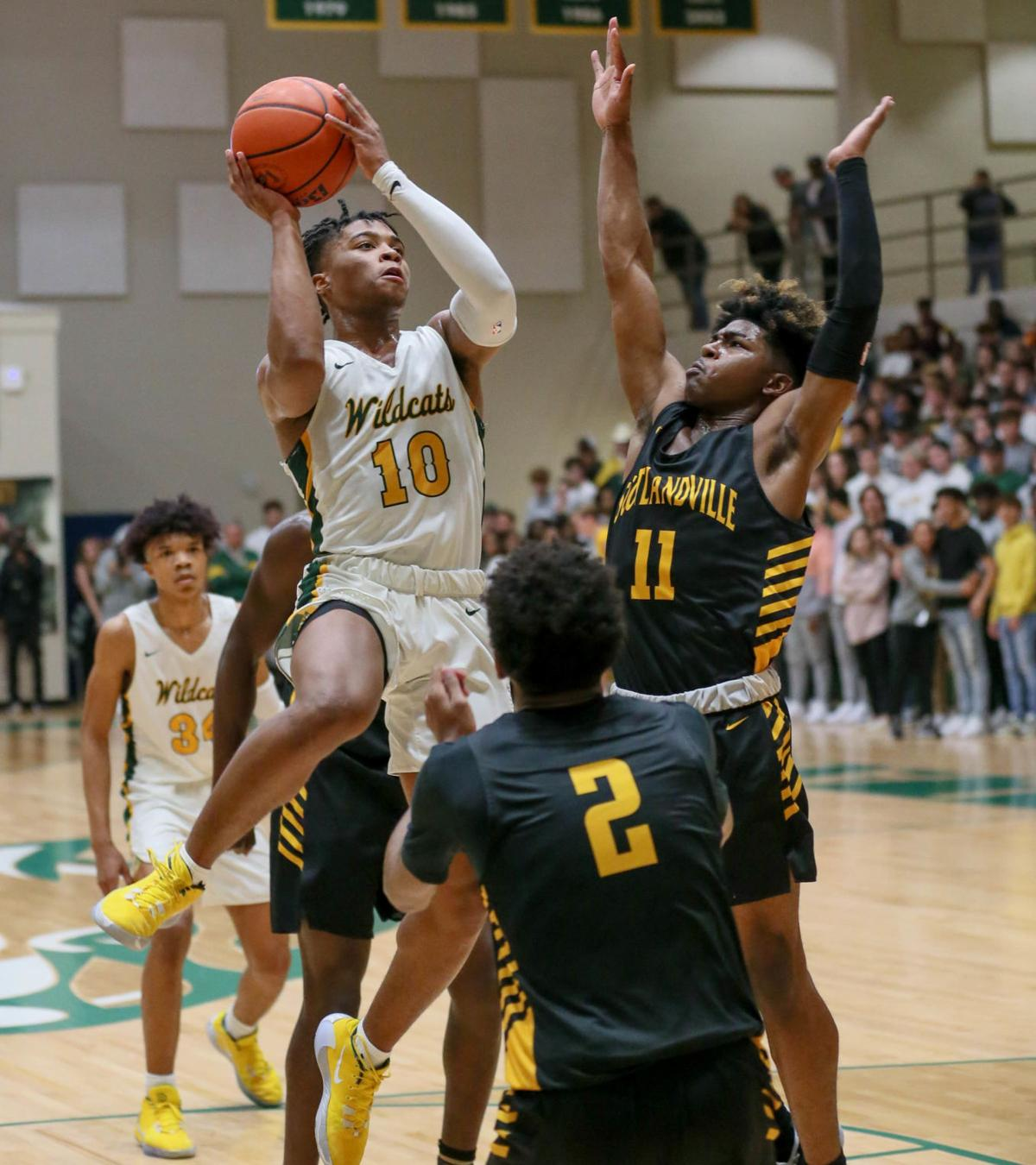 Walker vs. Scotlandville Bbkb: Jalen Cook