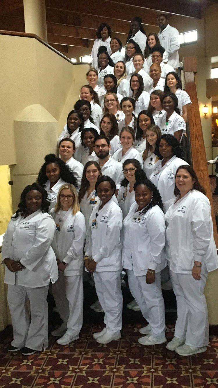 Denham graduate completes practical nursing program