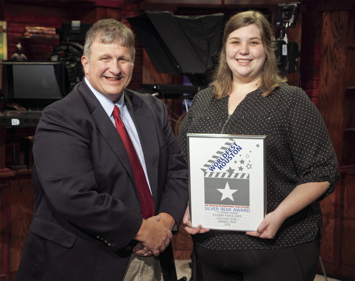 Denham Springs resident wins film festival award