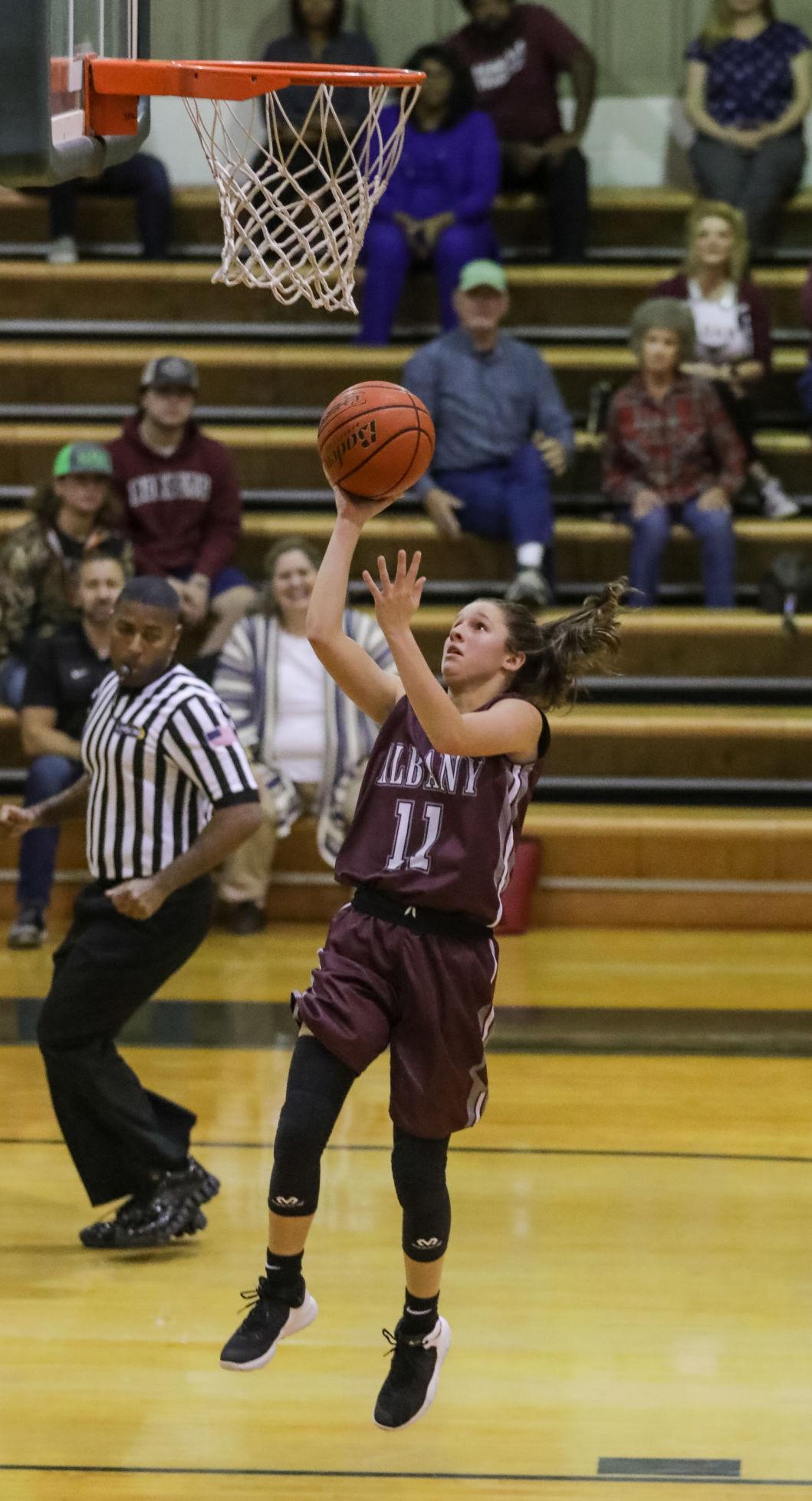 Walker Basketball Jamboree Haley Meyers