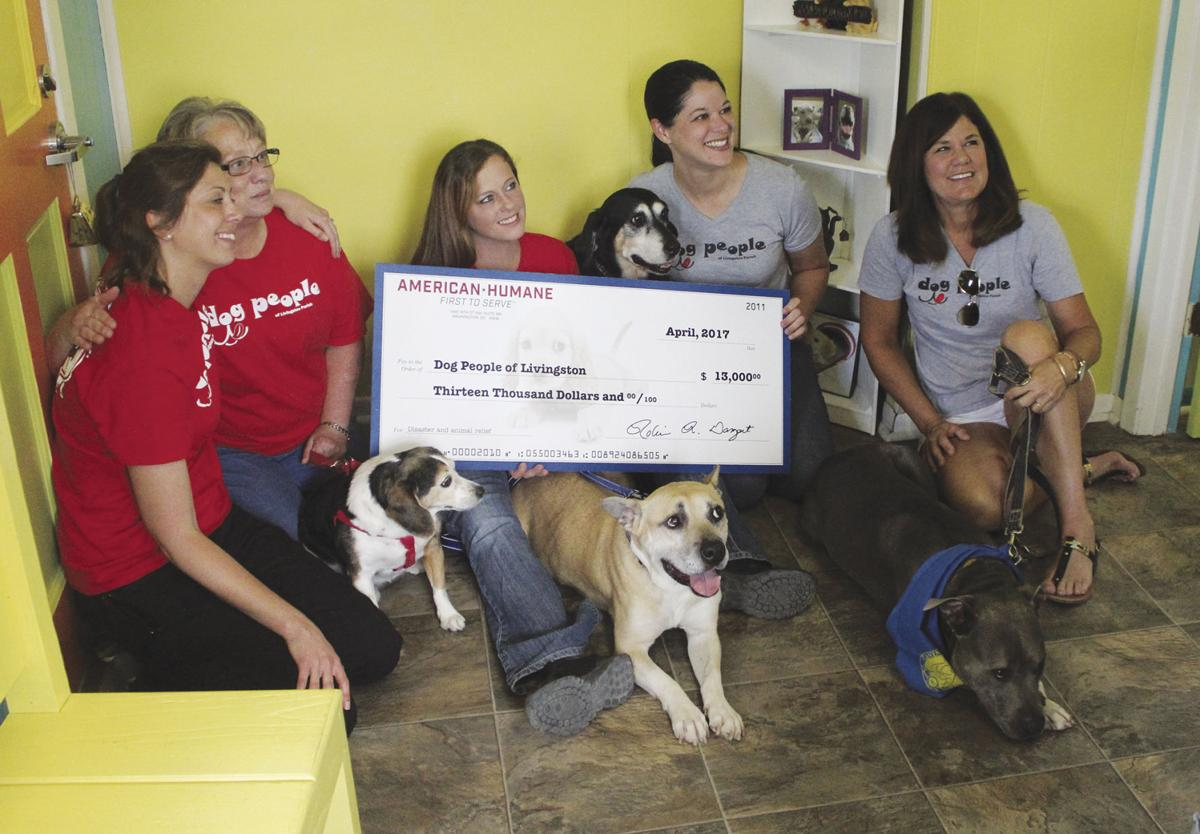 Dog People Of Livingston Parish Celebrates Five Years