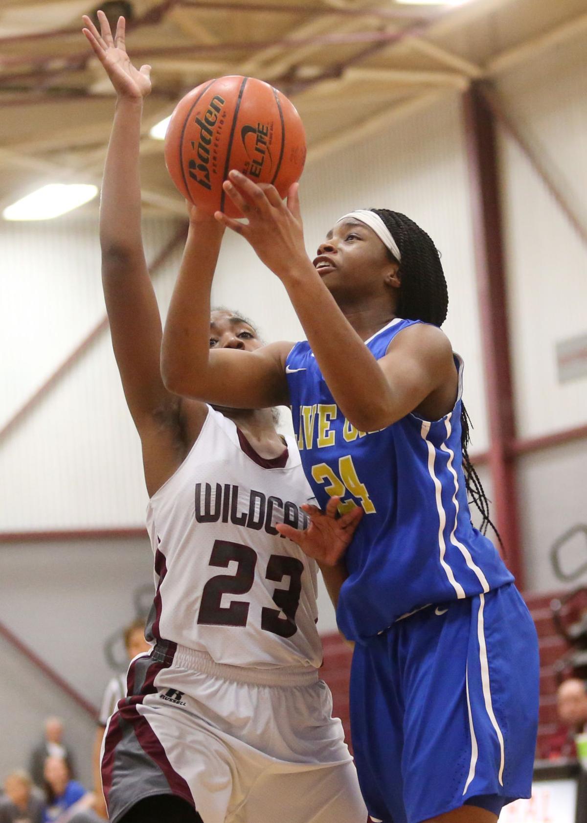 Live Oak at Central Girls Basketball