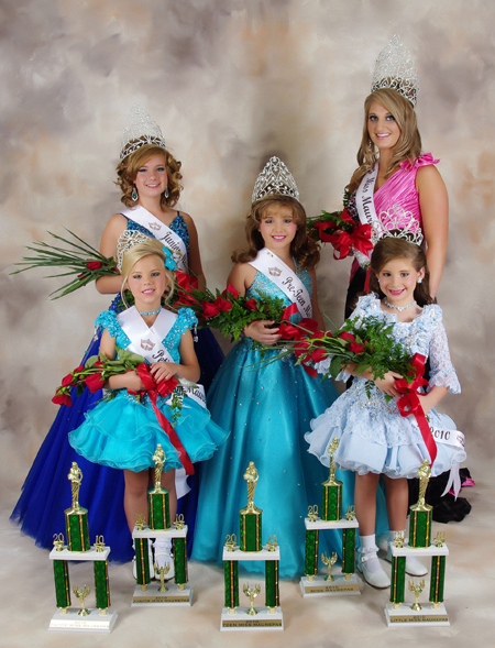 Maurepas High Beauty Pageant Living