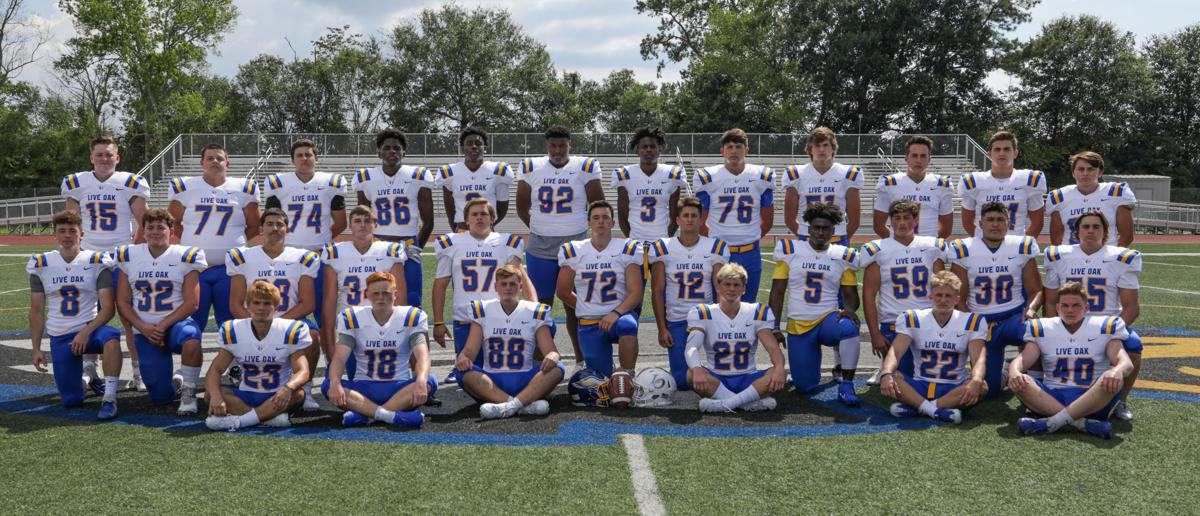 Live Oak FB 2019 Seniors