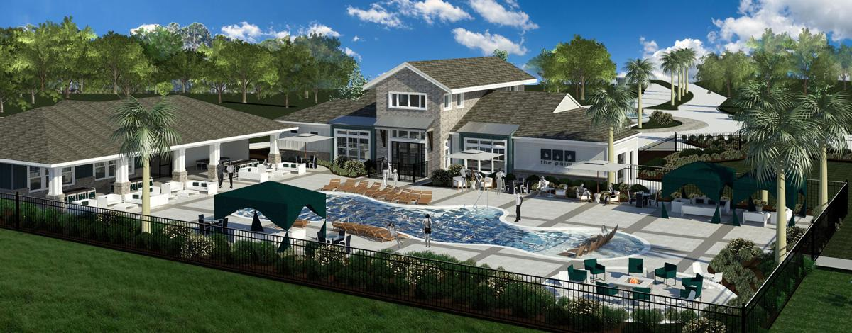 Pool and Clubhouse