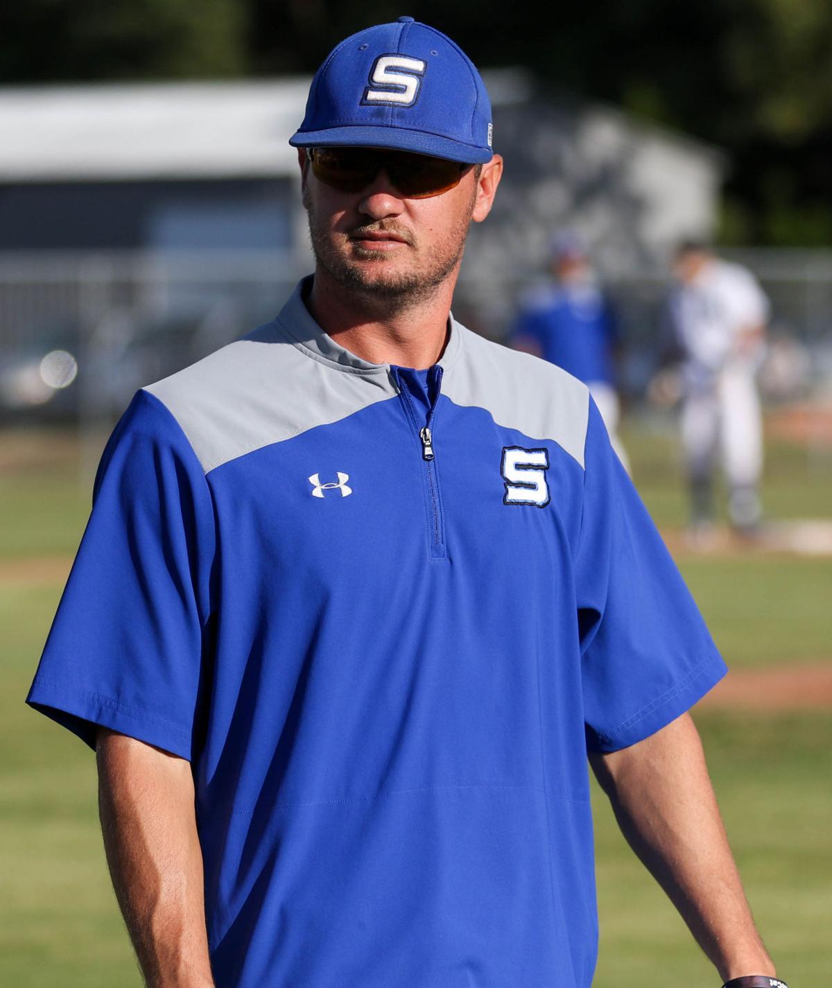Springfield-Fisher baseball Michael Rutland