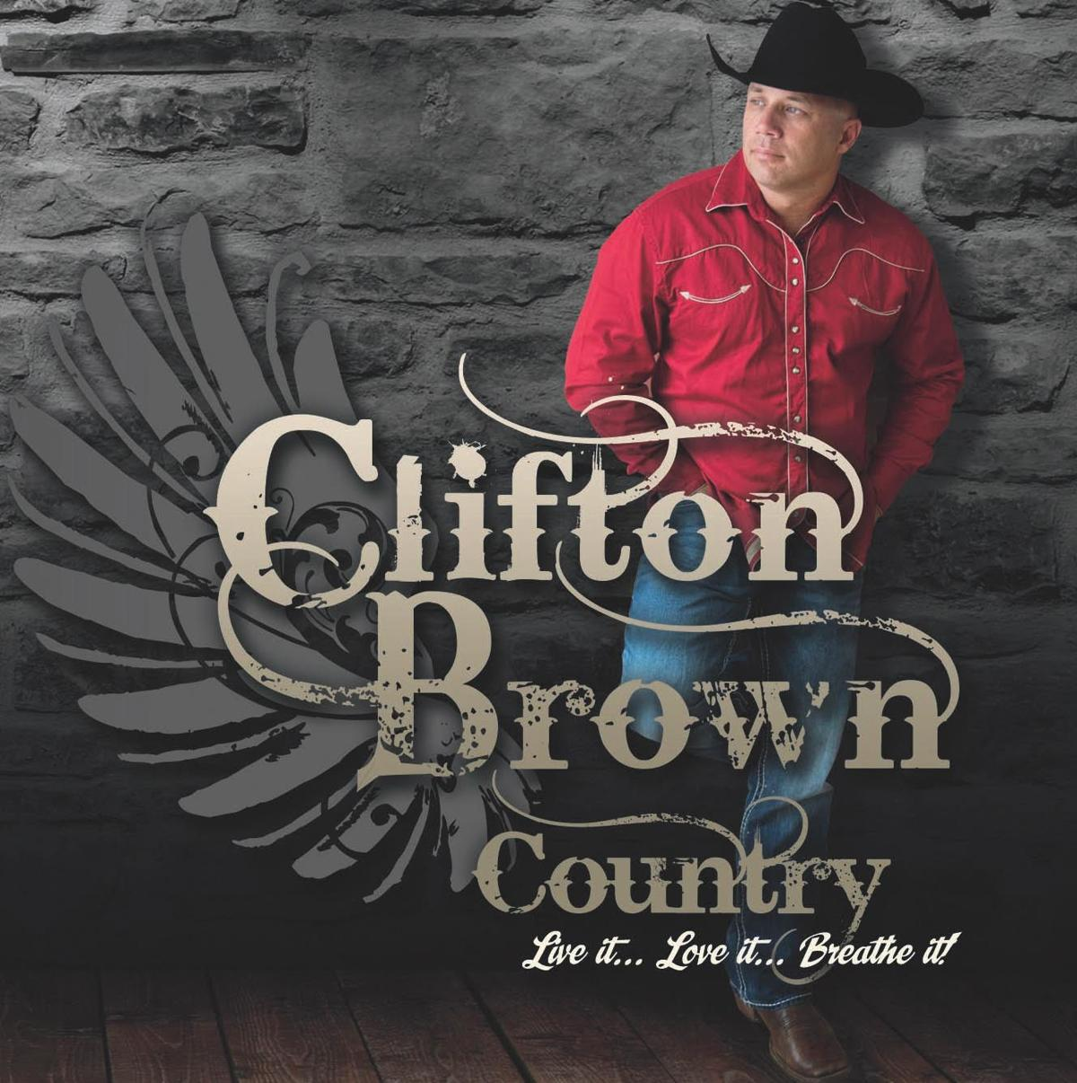 Clifton Brown CD