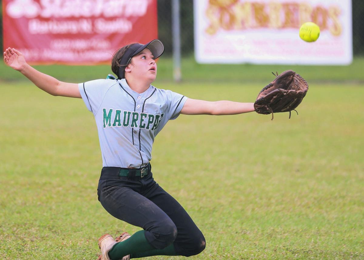 Holden-Maurepas Softball Dru Bantaa