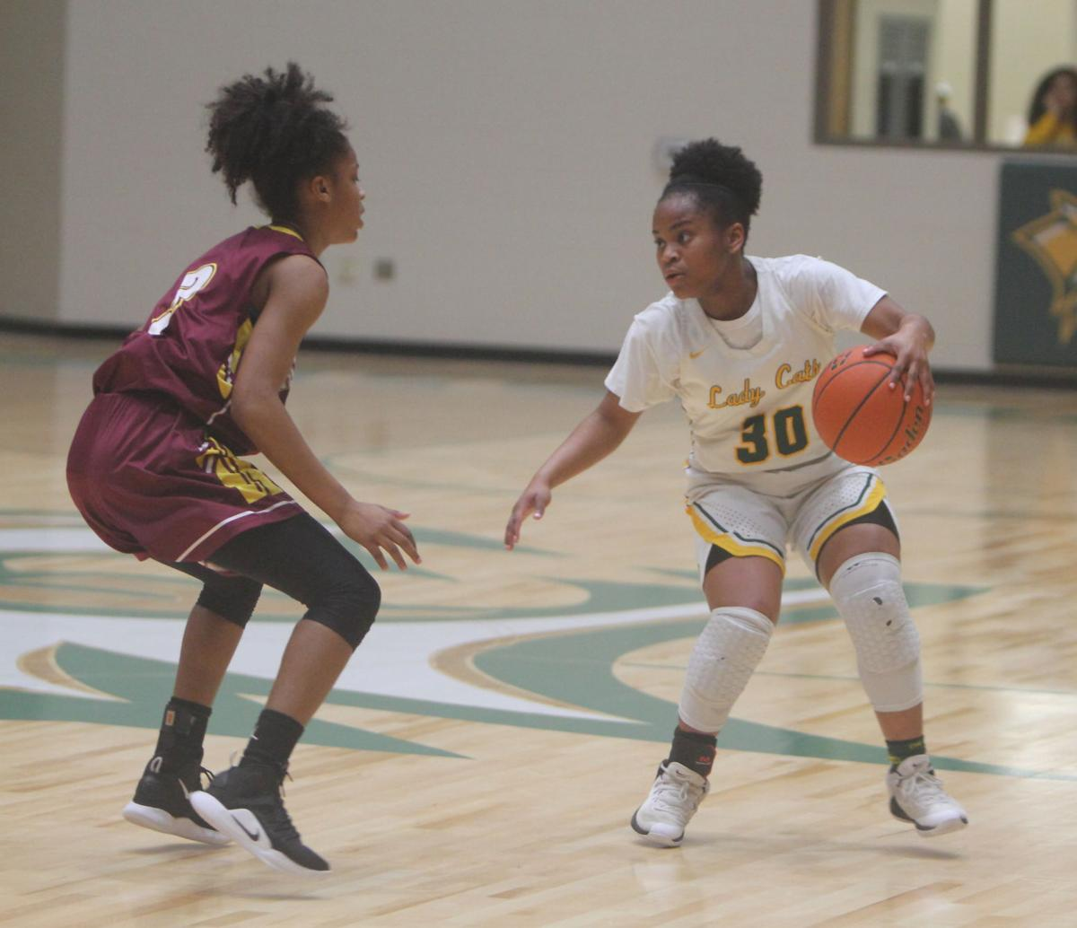 Walker girls basketball vs. Natchitoches Central: Asia Garner
