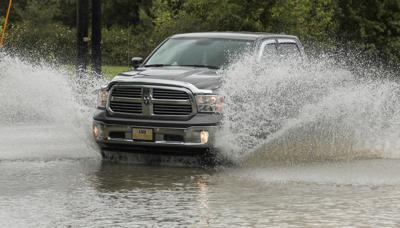 Buddy Ellis Flooded