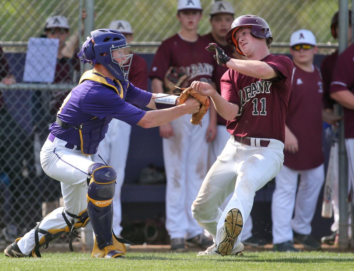 Doyle vs Albany Baseball