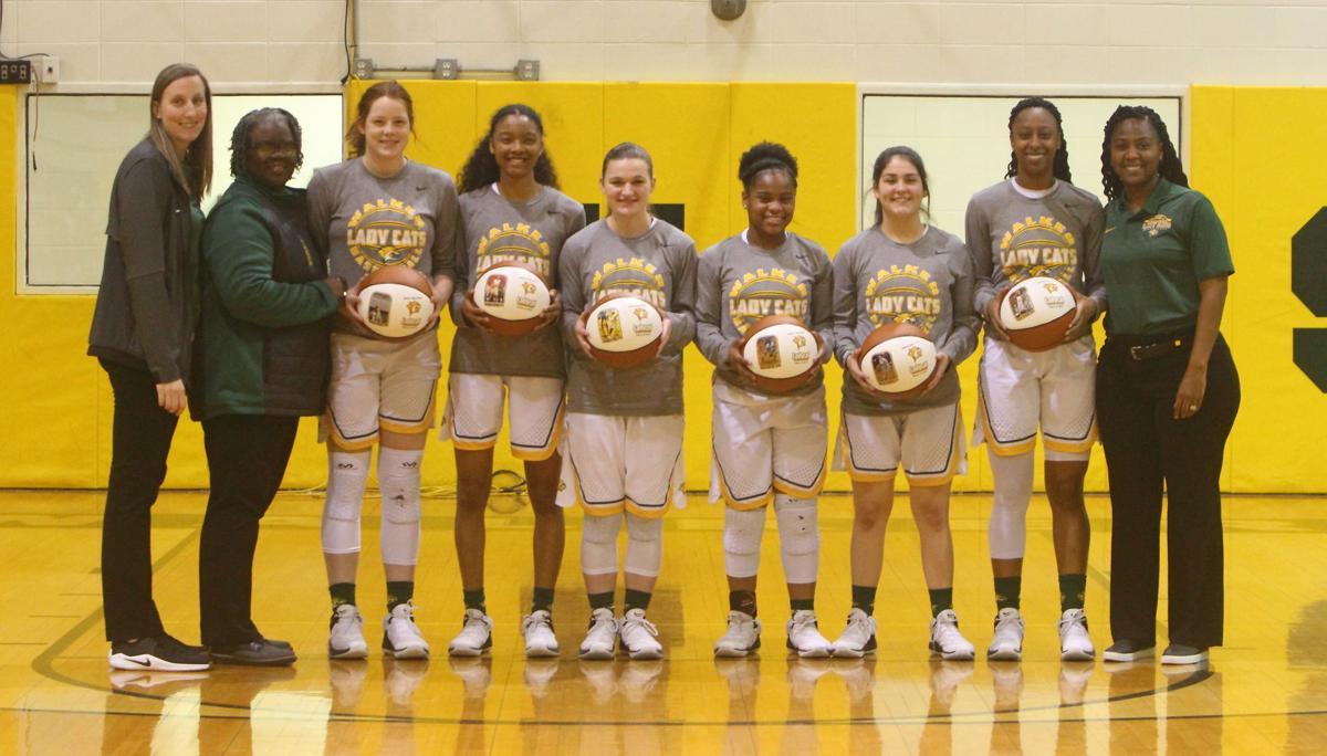 Walker girls basketball vs. Zachary: Walker's six seniors