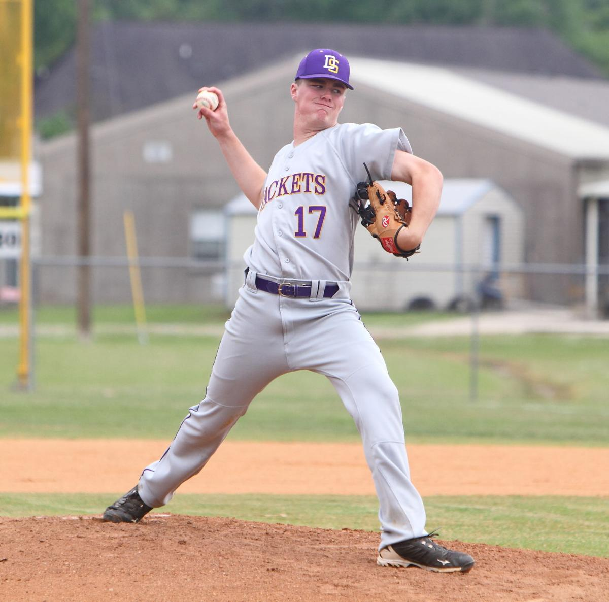 Denham Springs baseball vs. Walker: Dalton Diez