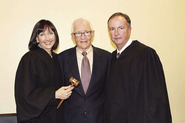 judge family
