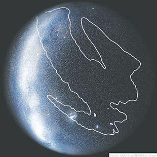 LIGO/Virgo/NASA/Leo Singer (Milky Way
