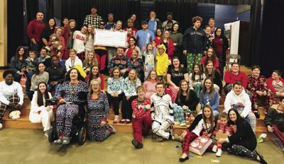 Car and truck club donates $8,000 to Live Oak High REACH Club