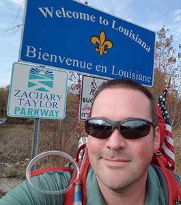 Eli Smith in Louisiana