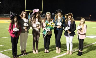 Walker Junior High 2020 homecoming