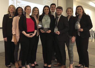 Southeastern students compete in Bayou Sales Challenge