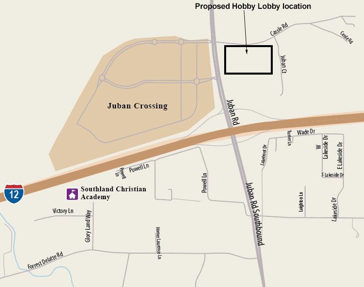 Hobby Lobby location