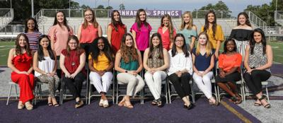 DSHS Homecoming Court 2019