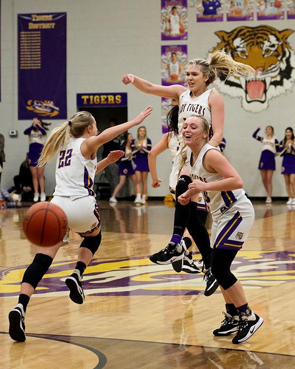 Doyle vs Franklin girls basketball