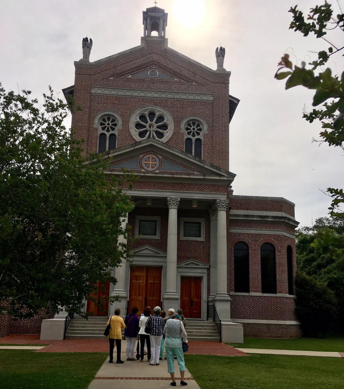 Suburban Reviewers Book Club tours Saint Joseph Abbey and Seminar College