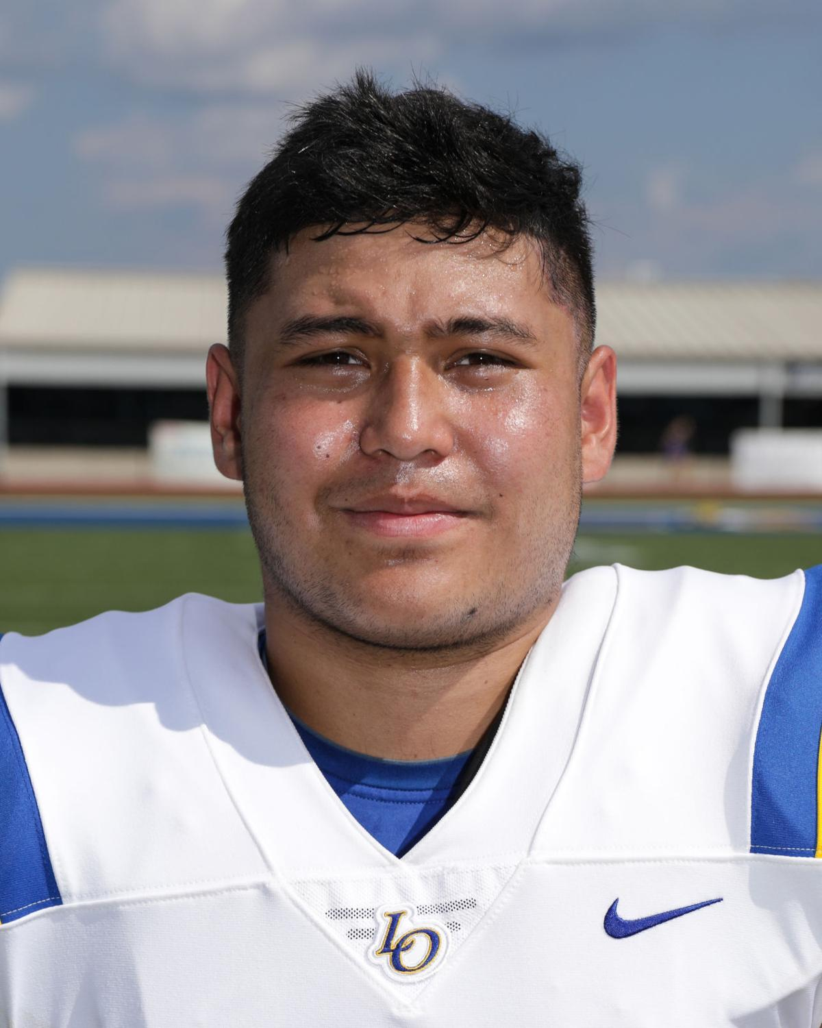 Live Oak FB 2019 Gabe Kimble (head shot)