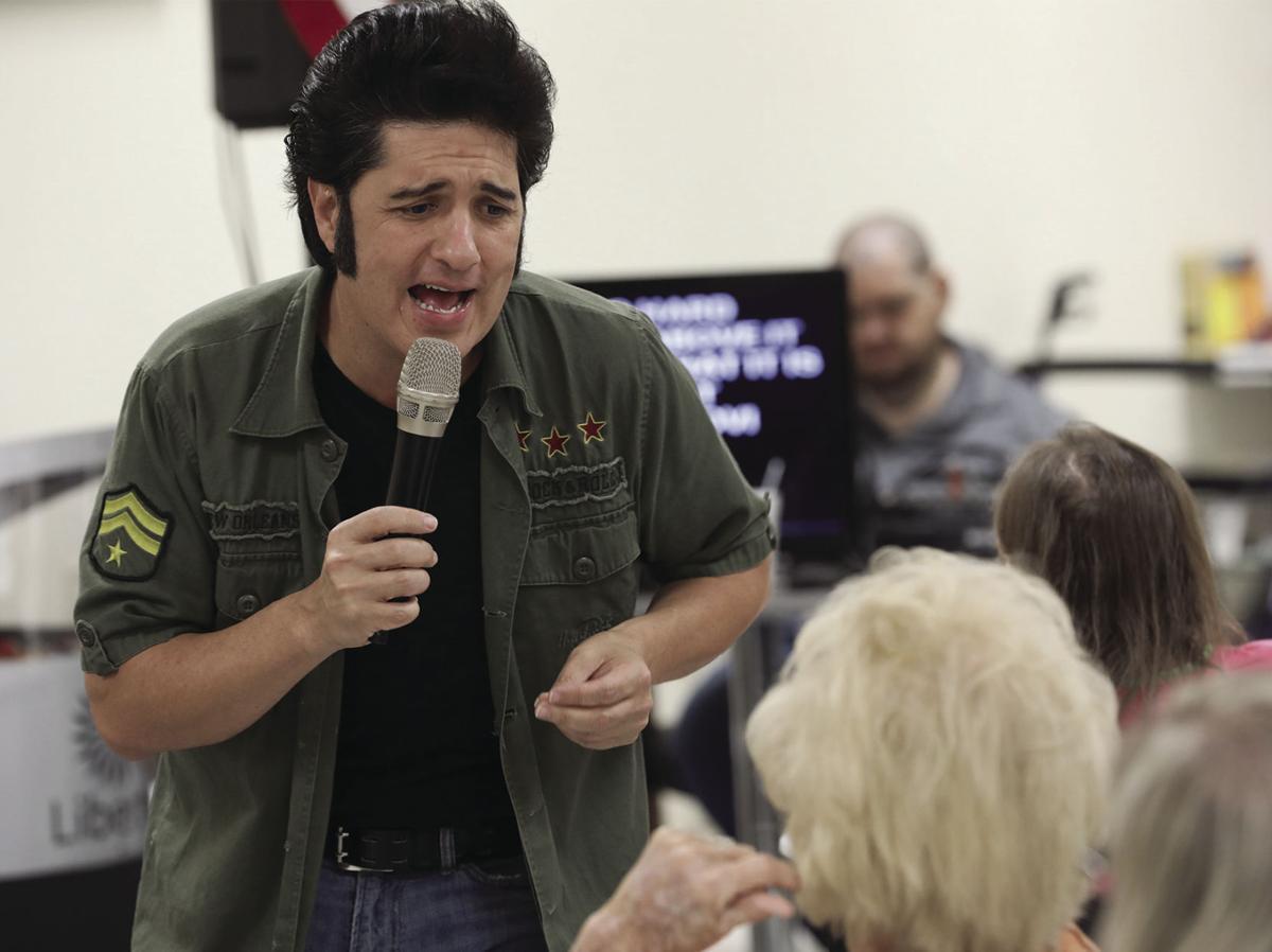 COA Elvis show