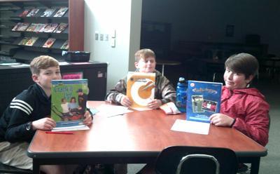 North Corbin Junior High 4-H Club prepares for Achievement Day