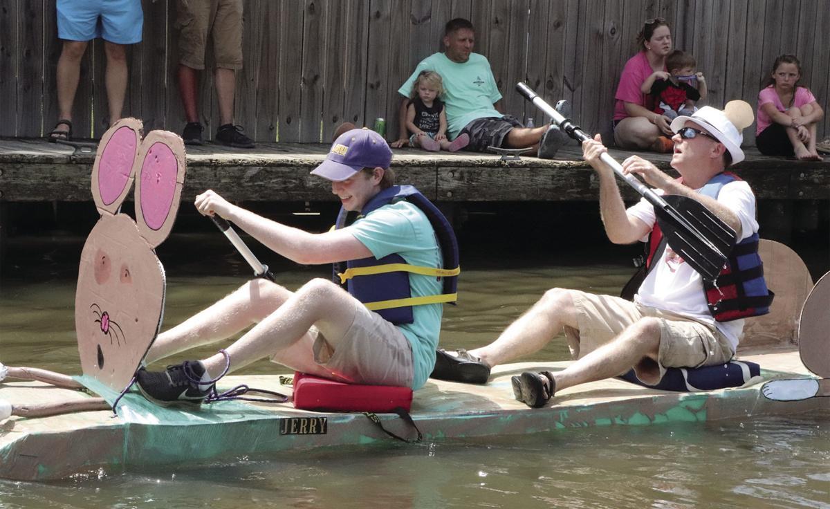 2019 Tickfaw River Regatta