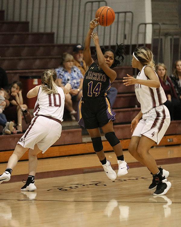 Albany vs Denham Springs girls: DSHS' Violett Jackson