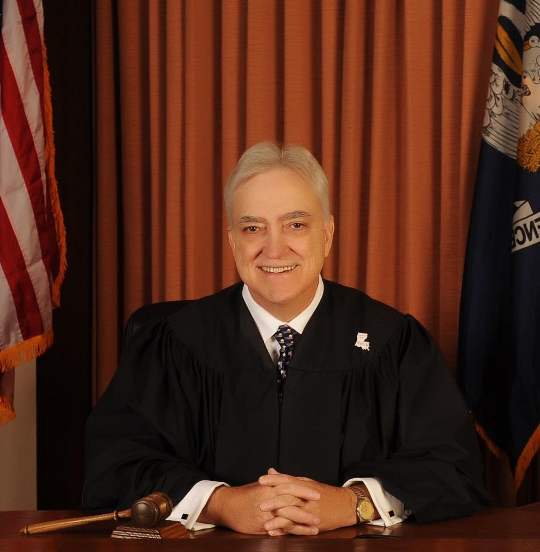 "Judge Ernest ""Ernie"" Gourrier Drake, Jr."