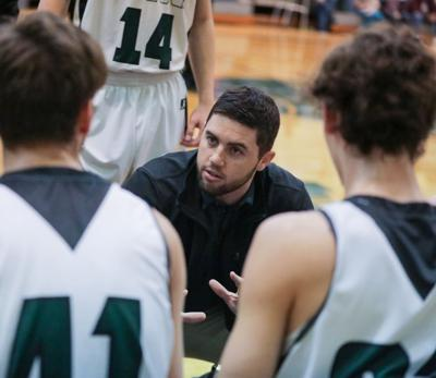Holden at Maurepas boys basketball Jake Bourgeois