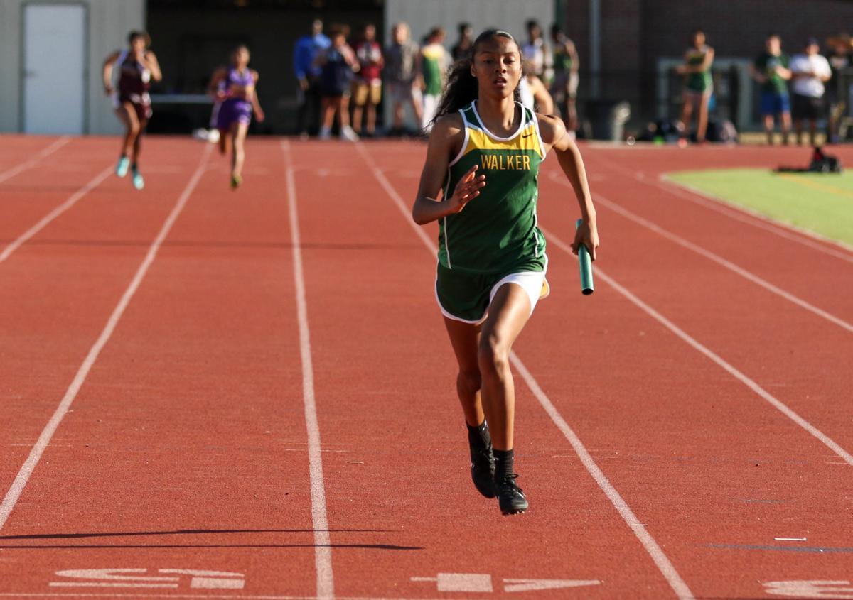 Livingston Praish Track Meet Tarondia Harold